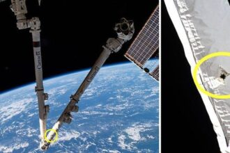 ISS'te büyük tehlike: Uzay enkazı çarptı, istasyonda delik açıldı